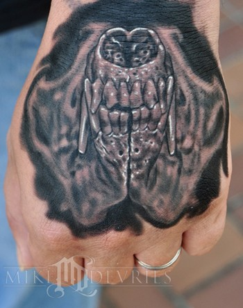 Tattoos - Coyote Skull - 47338
