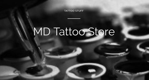 MD Tattoo Stuff Store