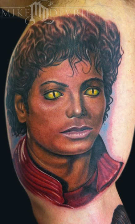 Tattoos - Michael Jackson - 49682