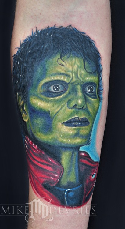 Tattoos - Michael Jackson Thriller - 52042