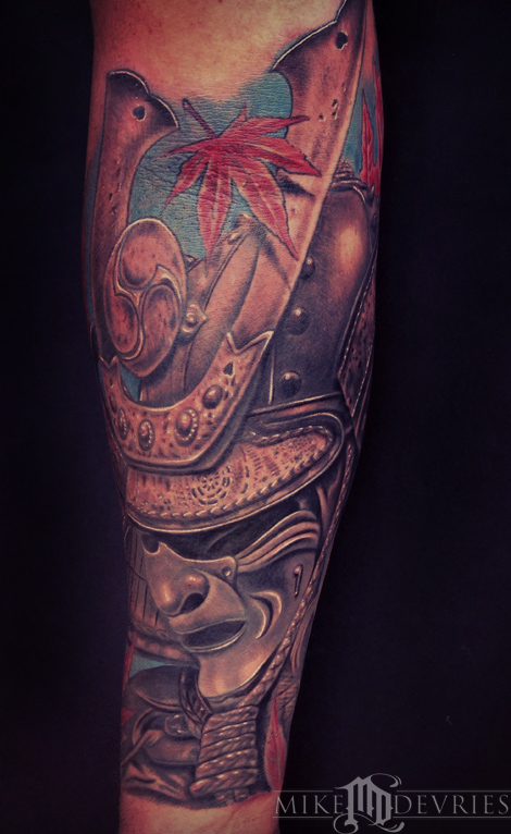 Tattoos - Samurai Tattoo - 91640