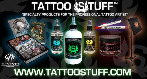 Tattoo Stuff Supplies