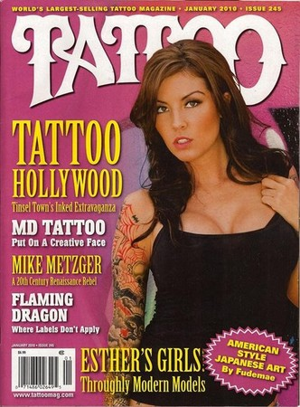 Tattoos - Tattoo Issue245 - 41261