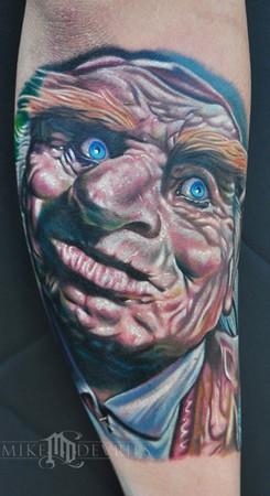 Tattoos - Troll Tattoo - 45638
