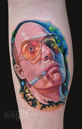 Tattoos - Johnny Depp Tattoo - 45947