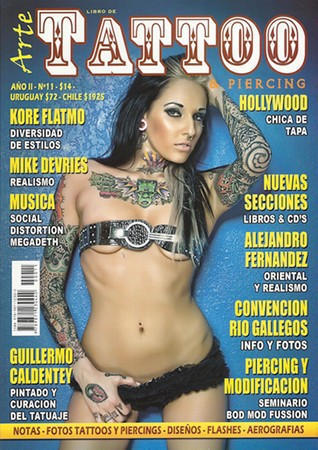 Tattoos - Libro de Arte Tattoo - 47342