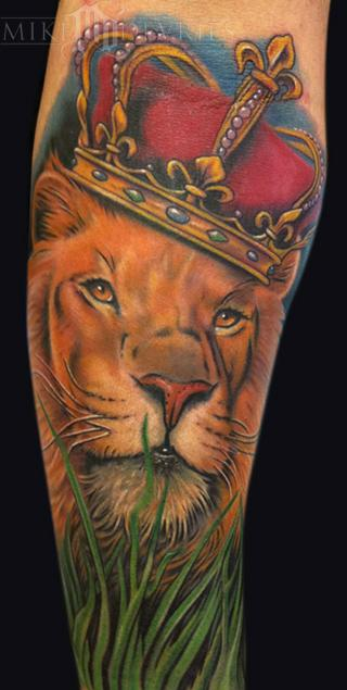 Mike DeVries - Lion King