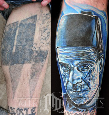 Tattoos - Mummy Tattoo - 36209