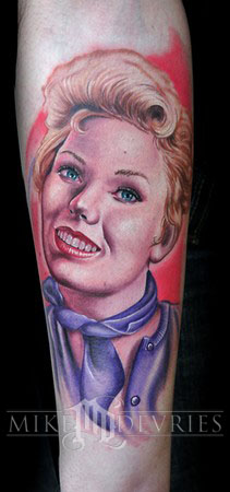 Tattoos - Portrait Tattoo - 36204
