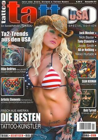 Tattoos - Tattoo USA - 45060