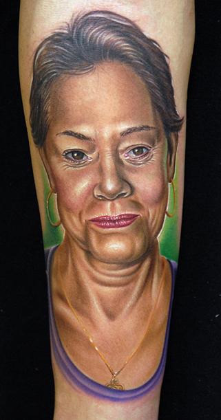 Tattoos - Portrait Tattoos - 25152