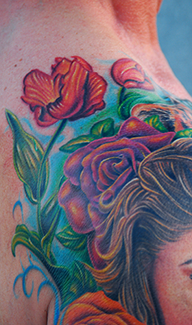 Tattoos - Sly Tattoo - 26279