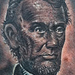 Tattoos - Abe Lincoln - 53528