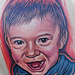Tattoos - Kid Portrait - 45033