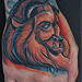 Tattoos - Beast Tattoo Healed - 62088