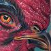 Tattoos - Chicken Tattoo - 50500