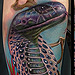 tattoos/ - Cobra Snake Tattoo  - 86844