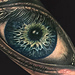 Tattoos - Eye Tattoo - 102460