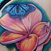 Tattoos - Flower Tattoo - 47938