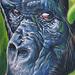 Tattoos - Gorilla Tattoo - 45034