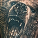 Tattoos - Grizzly Bear Tattoo - 51116