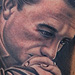 Johnny Cash Tattoo Tattoo Design Thumbnail