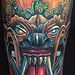 Tattoos - Leyak Mask - 86847