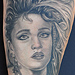 Tattoos - Madonna Tattoo - 45634