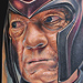 Tattoos - Magneto Tattoo - 45637