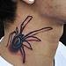 Tattoos - Black Widow Tattoo - 43758