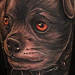 Tattoos - Dog Tattoo - 87652