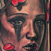 Geisha Tattoo Tattoo Design Thumbnail