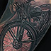 Tattoos - Husqvarna Tattoo - 96494