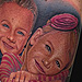 Tattoos - Kid Portrait Tattoos - 86840