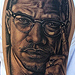 Tattoos - Malcolm X - 33126