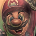 Super Mario Tattoo Tattoo Design Thumbnail