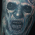 Zombie Tattoo  Tattoo Design Thumbnail
