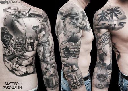 Tattoos - Cuba Tattoo - 92243