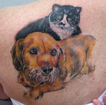 Tattoos - best pals - 26293