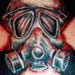 Tattoos - Gas Mask - 14718