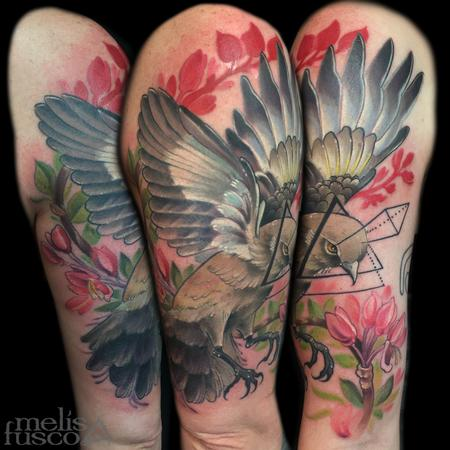 Tattoos - mockingjay - 108096