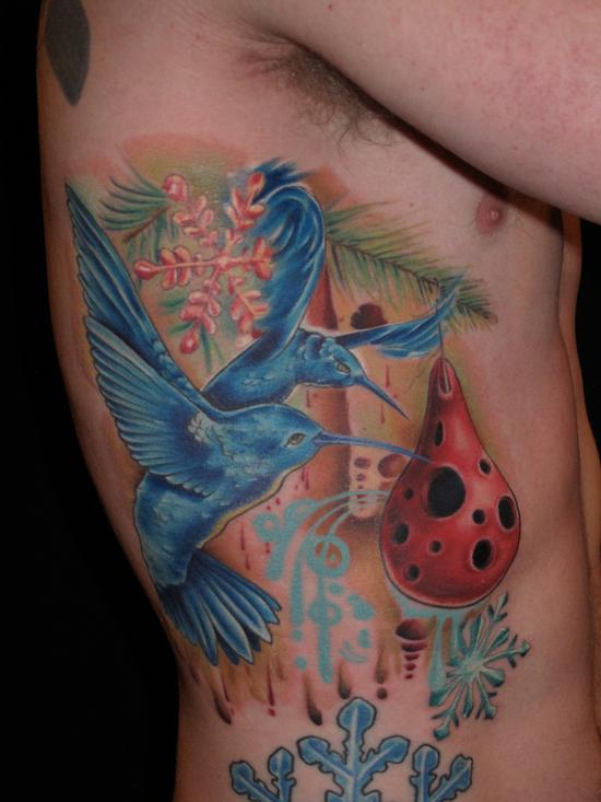 Tattoos - alex's side piece - 54603