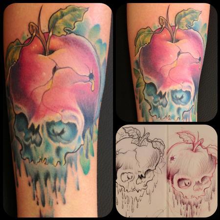 Tattoos - Forbidden Fruit - 68239