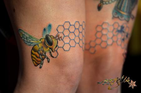 Tattoos - The Bee's Knee's - 75723