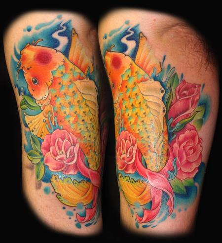 Cancer Tattoos on Paradise Tattoo Gathering   Tattoos   Melissa Fusco   Untitled