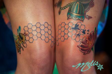 Tattoos - The Bee's Knee's - 75721