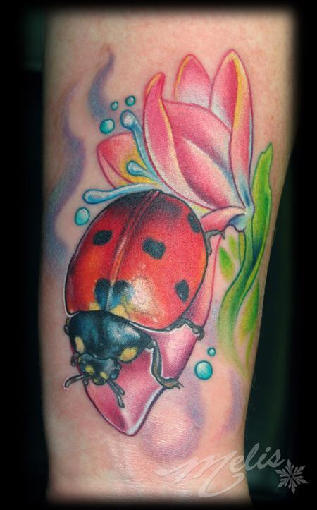 Melissa Fusco - Lady Bug