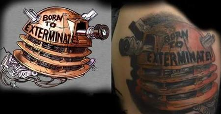 Exterminate Design Thumbnail