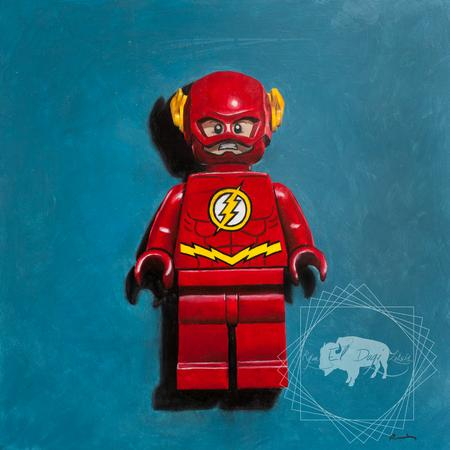 Ryan El Dugi Lewis - Lego Flash