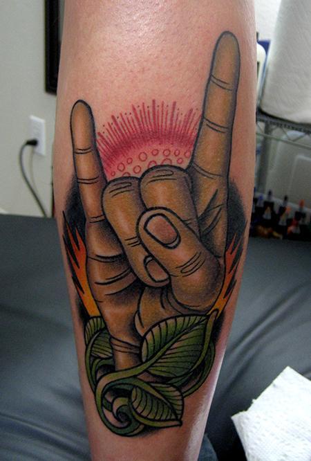 fuckit tattoo Tattoo Design Thumbnail